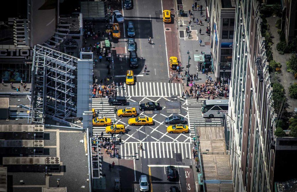 Un algoritmo eficiente reducirá en un 80% la necesidad de taxis