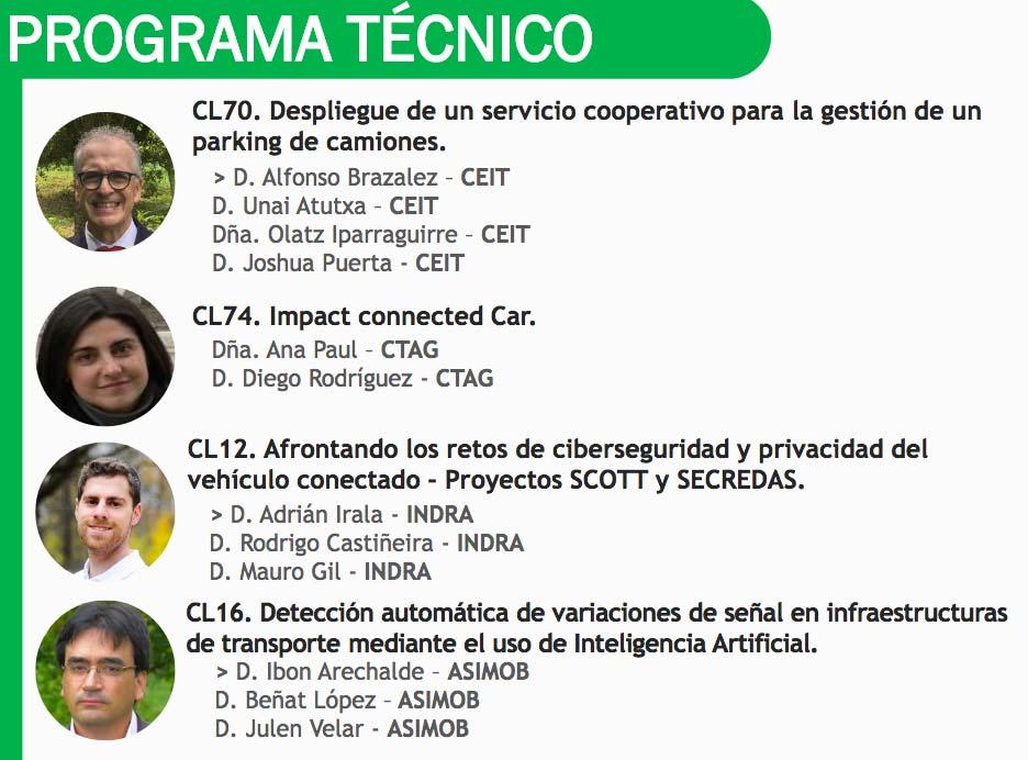 Programa ITS españa 2019
