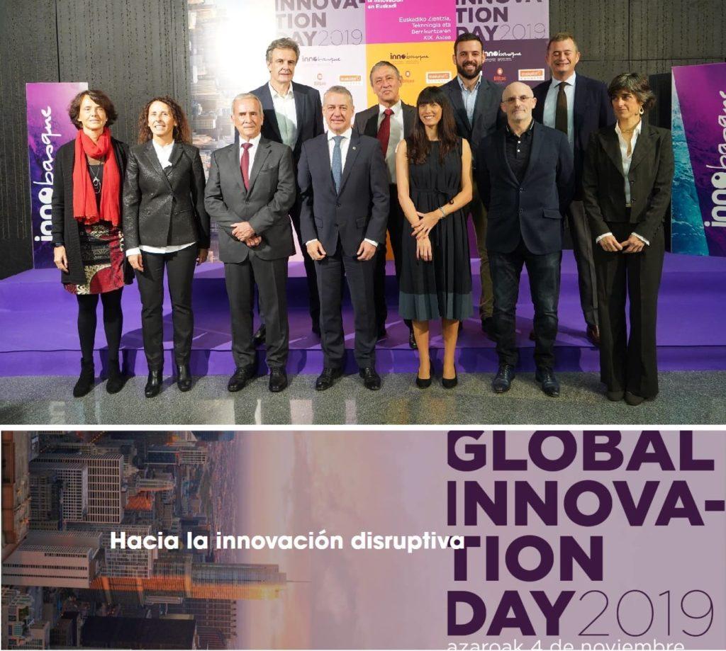 Global Innovation Day 2019 - Innobasque