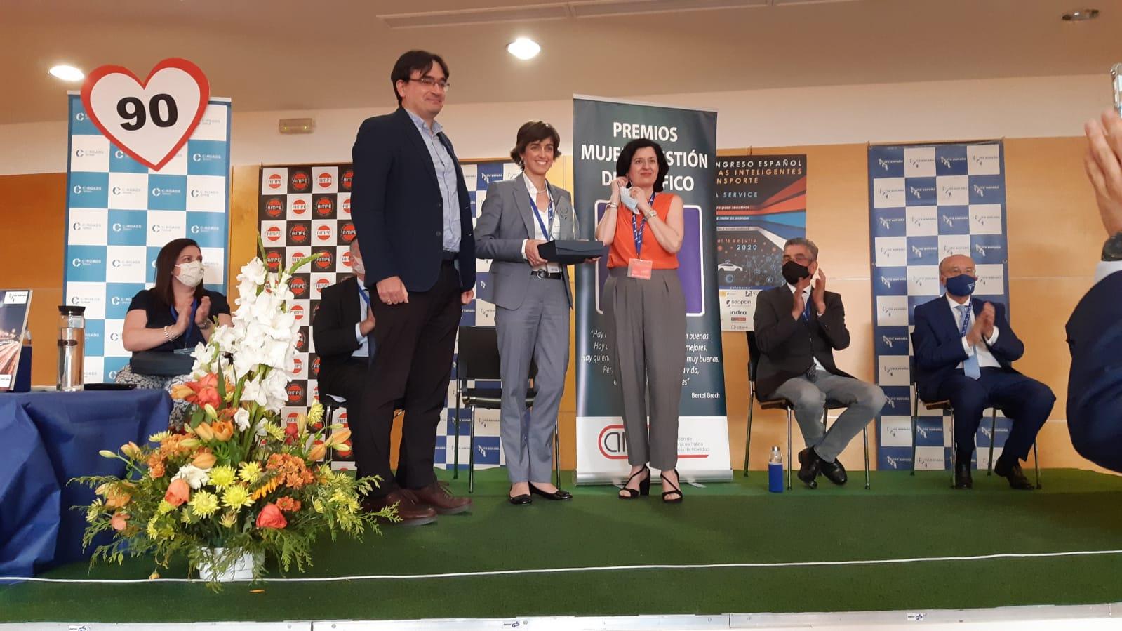 Premios XX Congreso Español ITS