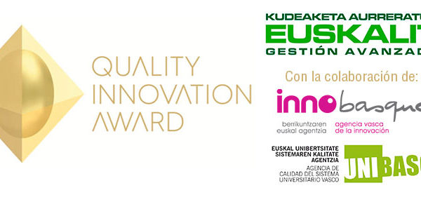 Quality Innovation Award - Euskalit