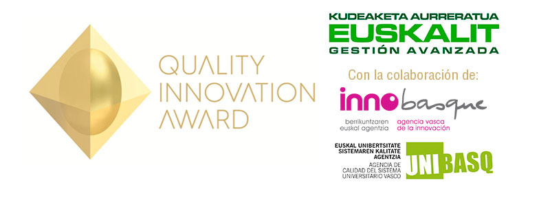 Quality Innovation Award - Euskalit